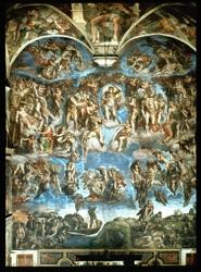 Michelangelo Last Judgment
