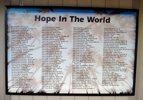 Hope In The World