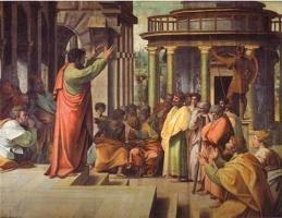 Apostle Paul Raphael
