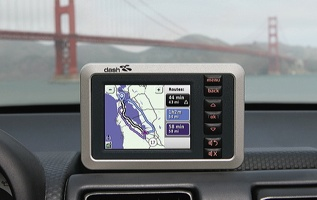 Gps Golden Gate Bridge