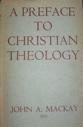 Preface Christian Theol Mackay