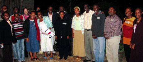 Nairobi Chapel Leaders