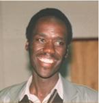 a young Oscar Muriu