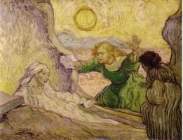 Lazarus Van Gogh