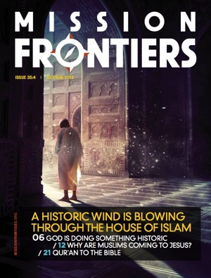 Mission Frointiers