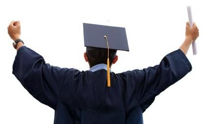 PhD graduate 007