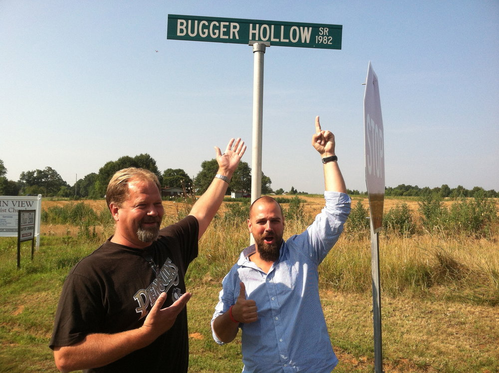 Jeff Sundell & Troy Cooper @ Bugger Hollow