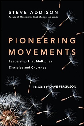Pioneering Movements cover