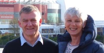 Steve & Michelle