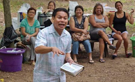 NAMB Pastor