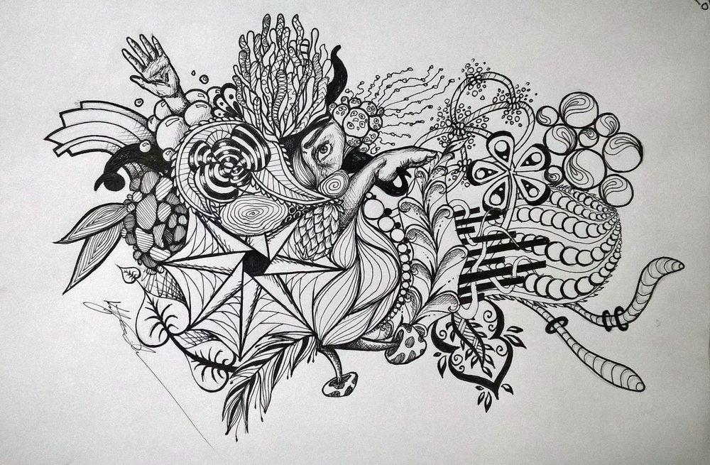 Zentangle I