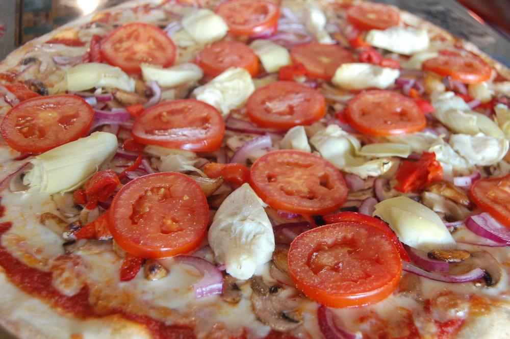 Cathouse Pizza Delicious Pizza