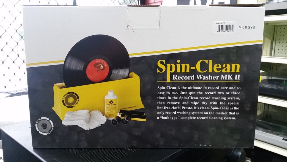 For those audiophiles with a large number of records to keep clean,these are a boon. Simple to use they make a hard job easy.. we use and and recommend the SPIN-CLEAN record washer... $149