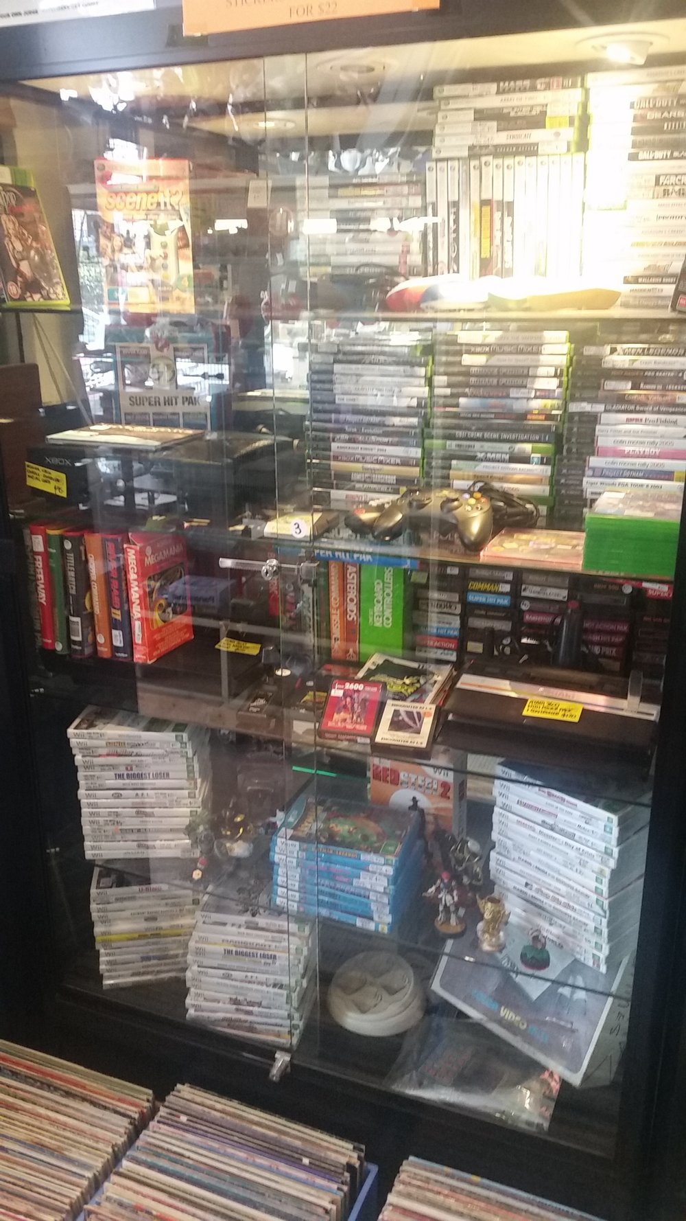 LOOKING FOR ORIGINAL XBOX OR XBOX 360 GAMES?WE ALWAYS HAVE SOME ON THE SHELVES,