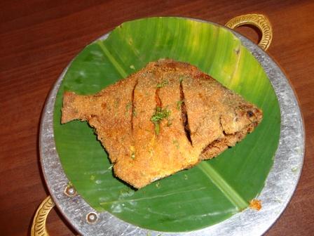Fried Bombil