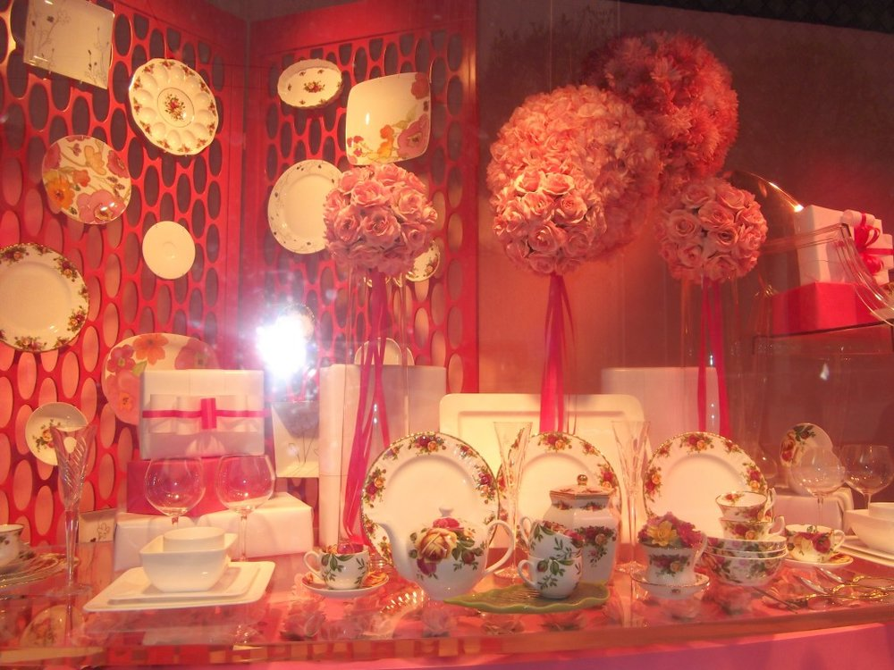 Another cutesy display I just had to snap a picture of