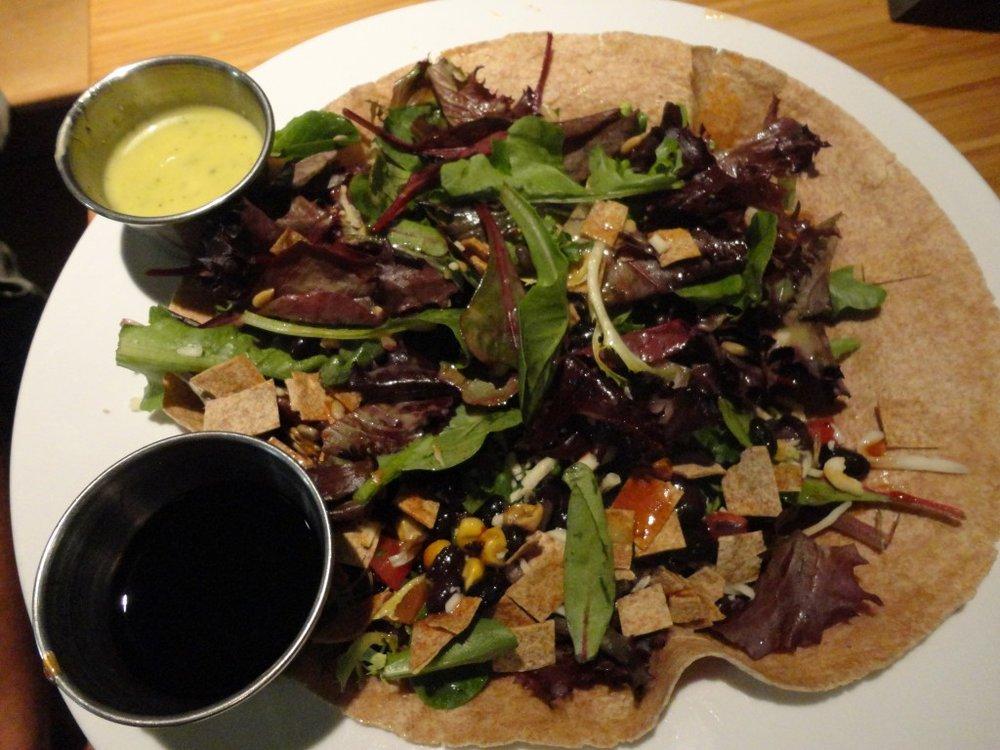 Grilled Vegetable Salad