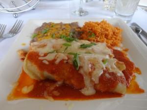 Crab Enchiladas