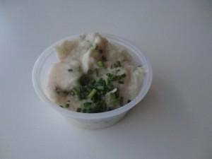 Whipped Garlic Cauliflower