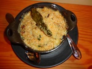 Charred Shishito Mac & Cheese