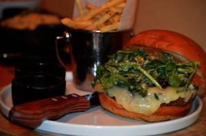 Ashland Hill Burger