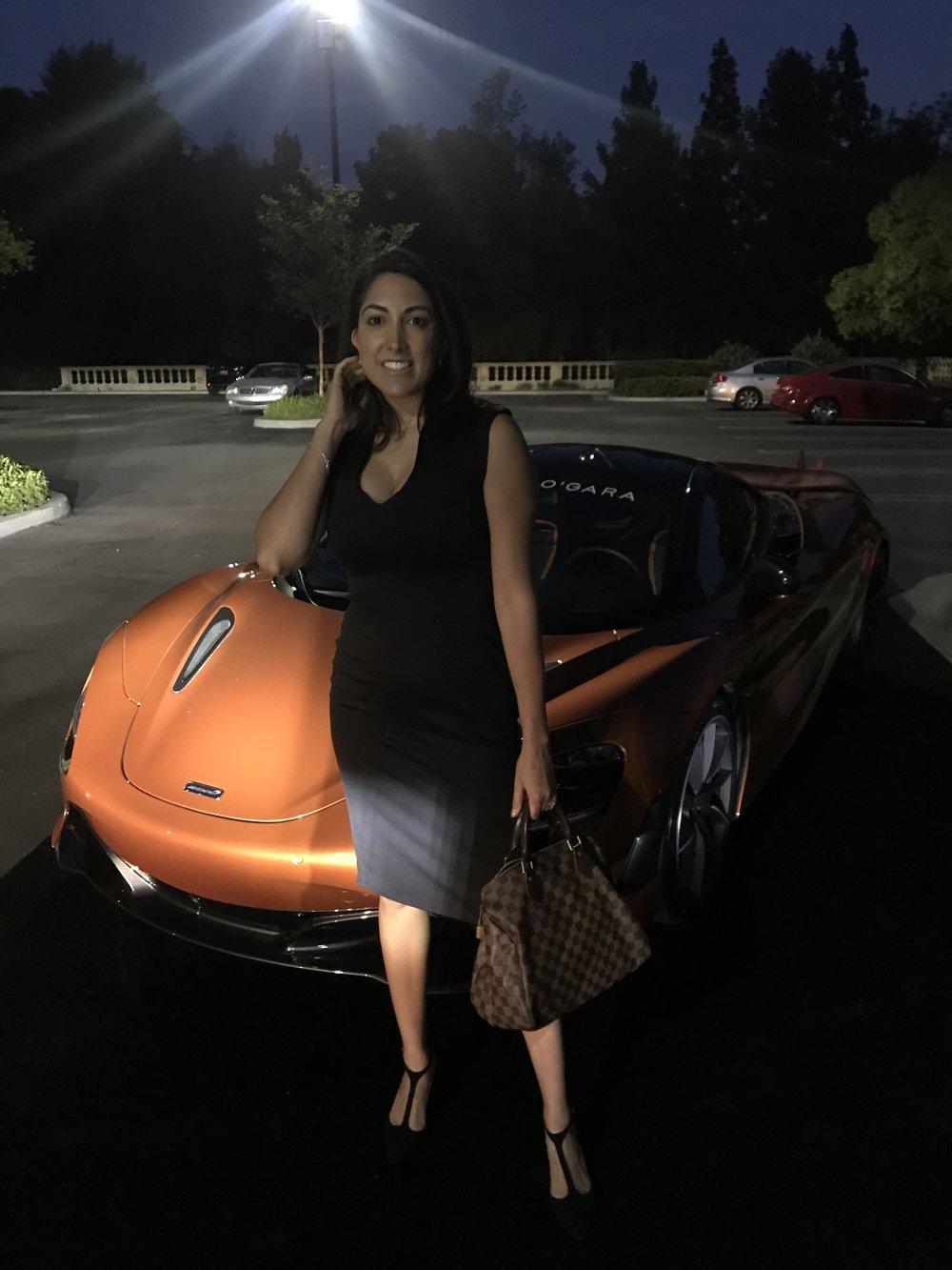 Luxury Vehicle Provided by O'Gara