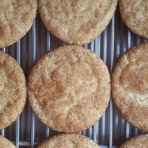Coconut all the things! Coconut flour and cannabis-infused coconut oil cookies. 10mg/serving for some active recovery