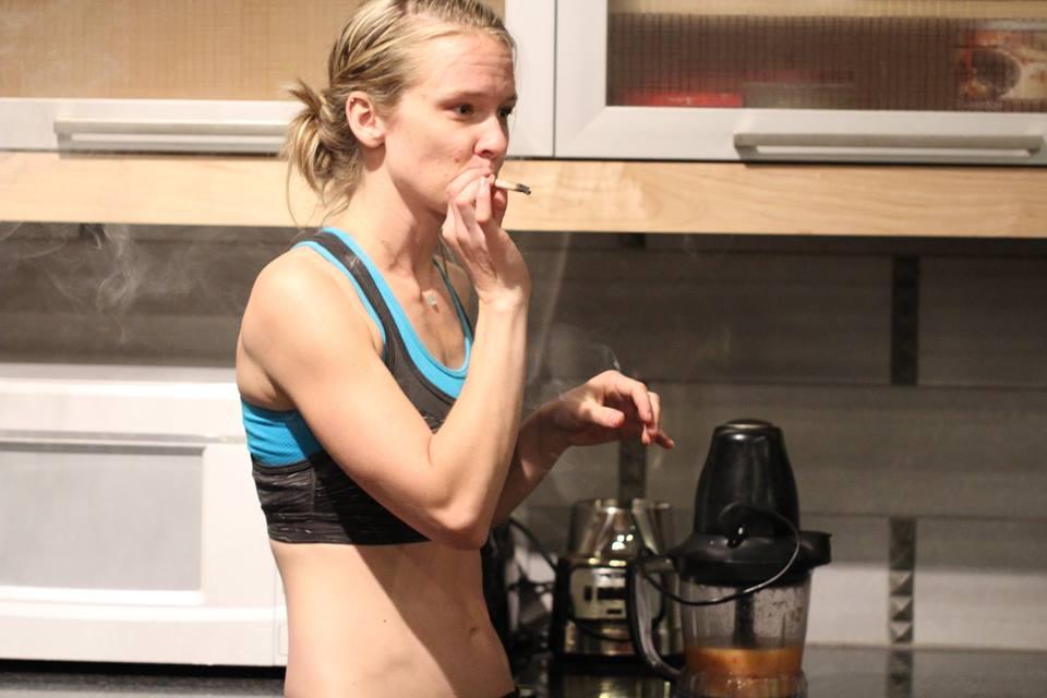 Lia Oriel - Canna Coach, Huff n Puff Fitness