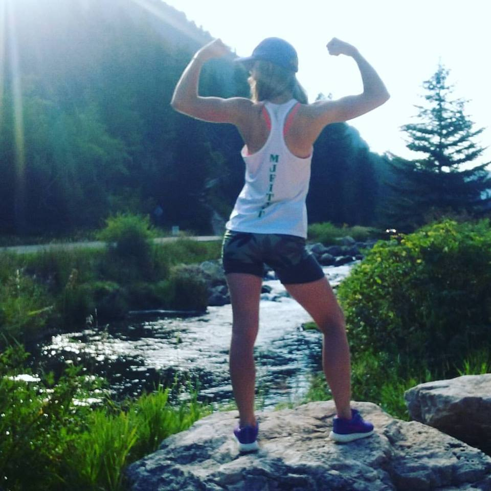 Lia Arntsen   Lia is a cannabis fitness coach, educator, and entrepreneur. Besides running her  Huff N Puff Fitness Classes ,  Lia  also runs  You Canna Be Well,  and sells her own cannabis flights at  First Class Flights . She recently completed her first full marathon in 2017, and has competed in every Colorado 420 Games!