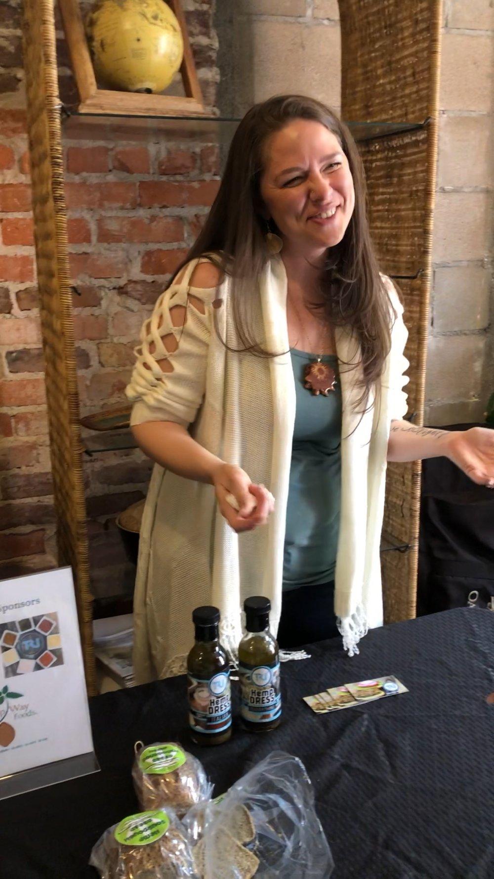 Erin Callahan, CEO of TRUthful Bites