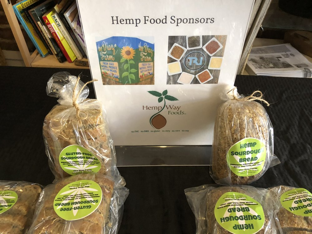 Hemp Bread by The Diaz Farm
