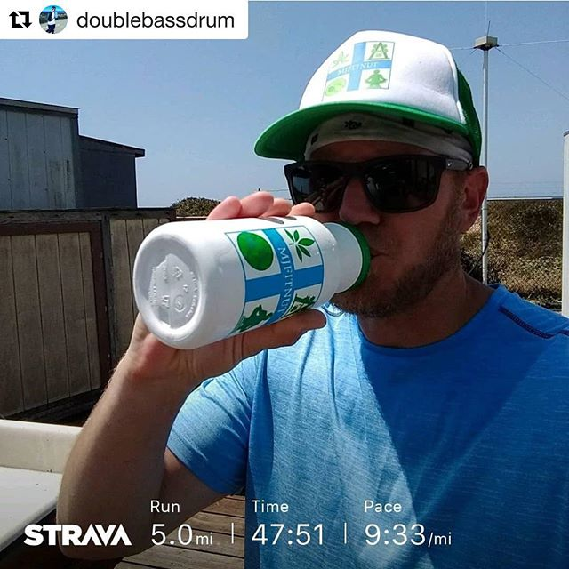 Shout out to @doublebassdrum for consistently representing cannabis as part of a healthy and active lifestyle! 🌱 . . . Thank you for everything you do and for crushing miles on our @charitymiles Team! He's already done 364 miles on our team for charity!! 🙏🏃 . . . . . Repost @doublebassdrum with @get_repost ・・・ 5.40 @CharityMiles on team @mjfitnut for @TeamASPCA. Thanks to @walgreens ‏for sponsoring me. . . Thanks @heatherderoseofficial and @antonioderoseofficial for the fresh gear to stay cool running in the heat 🌞🏃🌿 . . #8k #5miler #therapy #charitymiles #runkeeper #strava #montereybay #california #cannathlete #mjfitnut #runforyourlife #runner #running #run #runnersofinstagram #runnersworld #runnerscommunity #athlete #sports #health #fitness #cannabisculture #cannabiscommunity #fueledbythc #water #fitstagram #fitnessmodel #fitnessmotivation