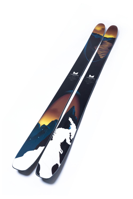 TUNNELVISJON - SGN Skis