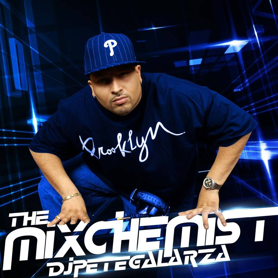 DJ Pete Galarza The Mix Chemist | Producer
