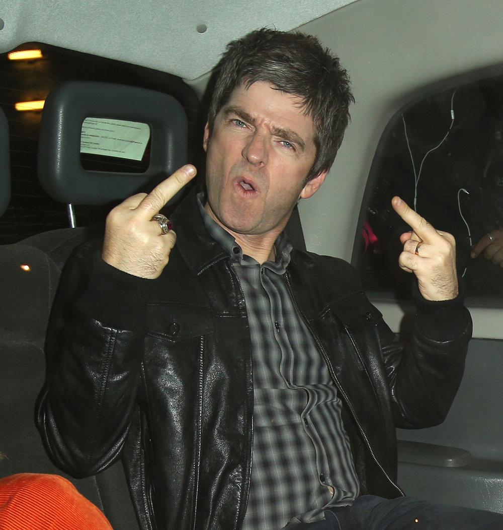 Noel Gallagher - (Foto:Mark Robert Milan)