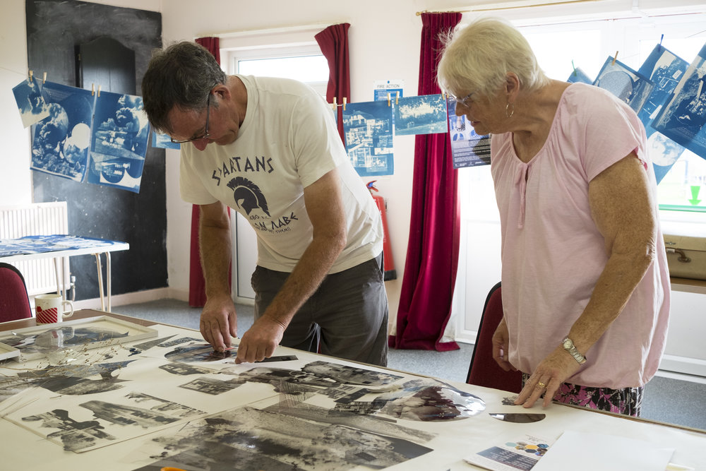 Silver Social Cyanotype Workshop