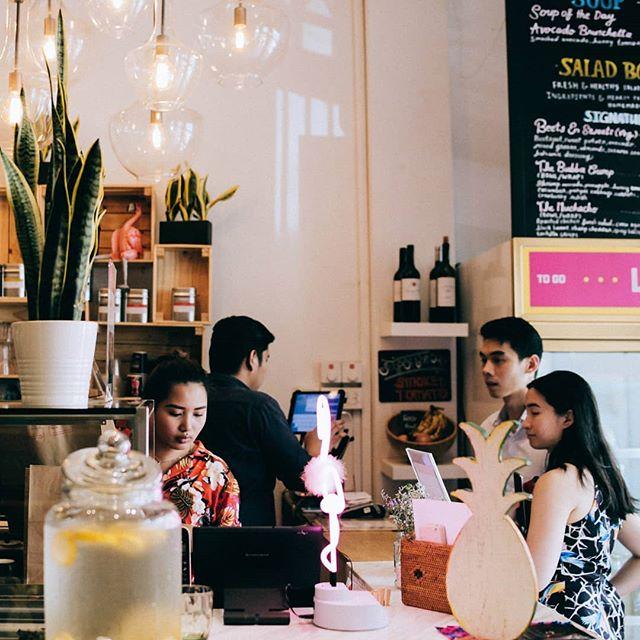 Go LOKU with us!! We are now open till 830pm!  #lolokusg #goloku #letsflamingle  #keongsaik #saladbowl
