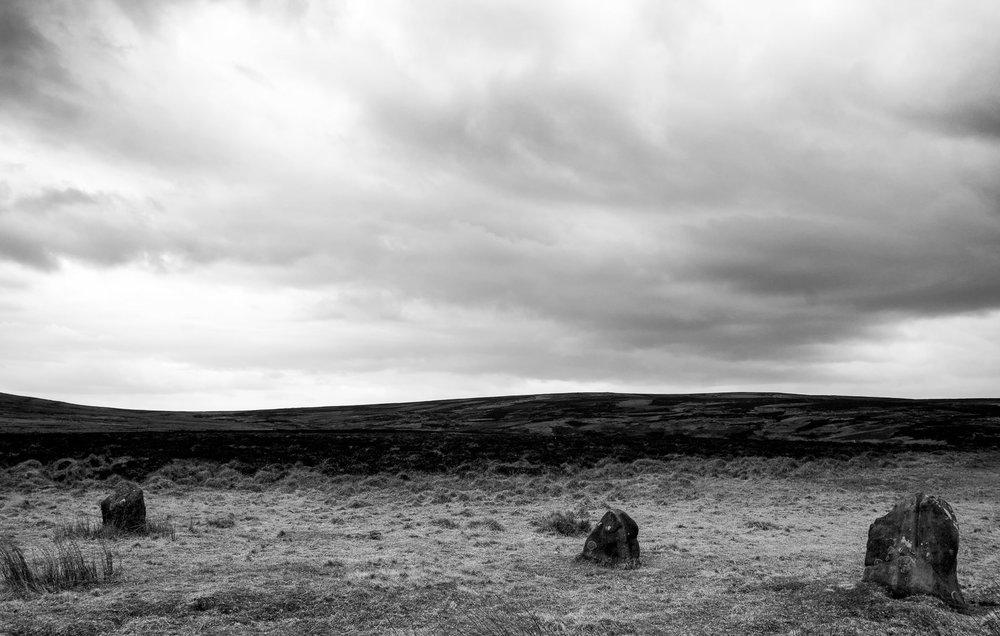 Hordron Edge Stone Circle