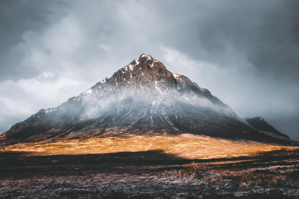 Mountain of the Mind