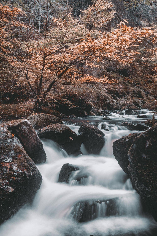 Overhang Falls