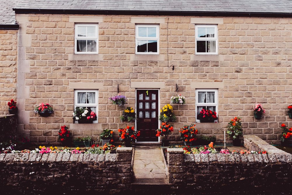 Number 1 House in Eyam