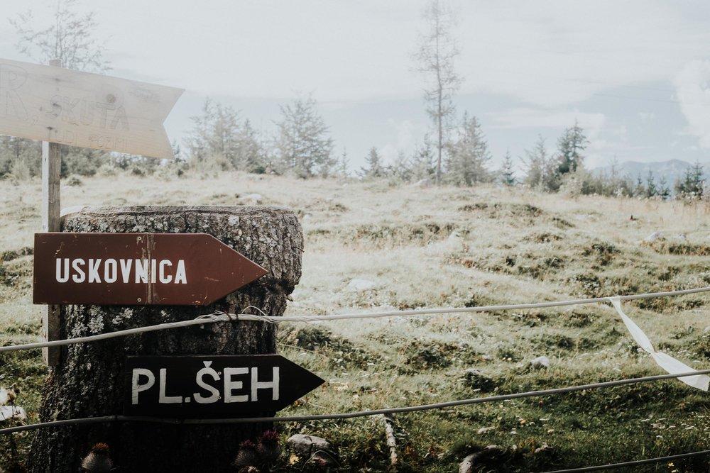 Slovenian Signposts