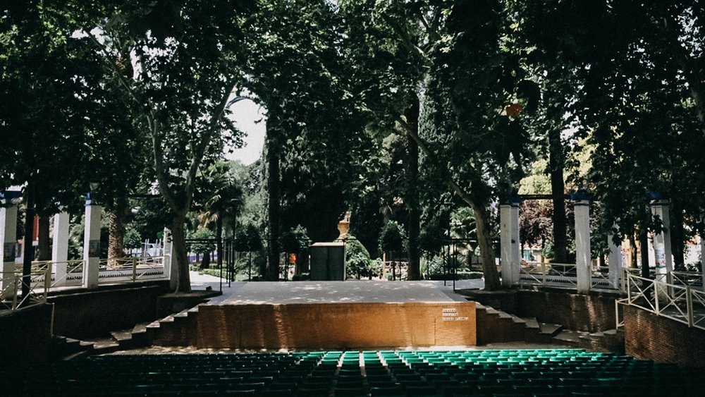 Parque Ntra. Sra. del Carmen, Patrona de Rute