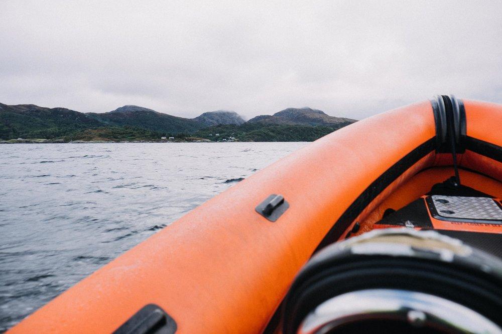 Orca 1 Boat Gairloch