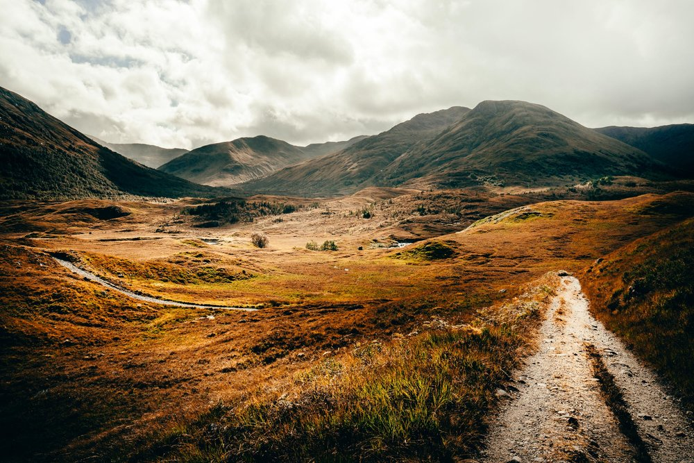 Into Golden Lands