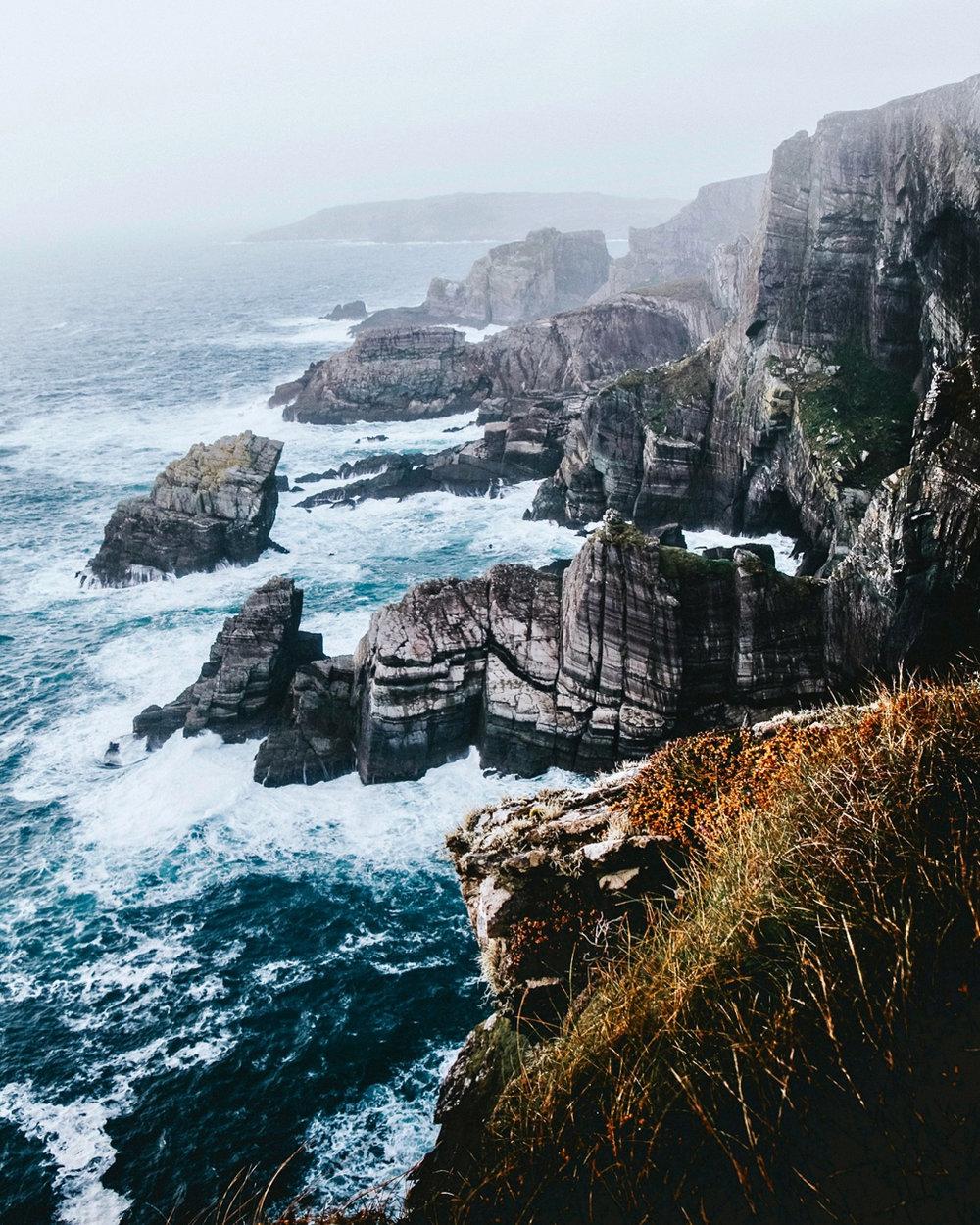 The West Coast of Ireland