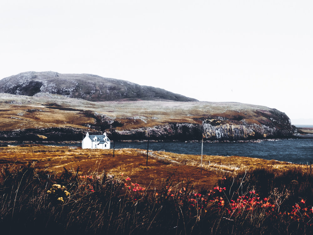 Hopping Around Scotland