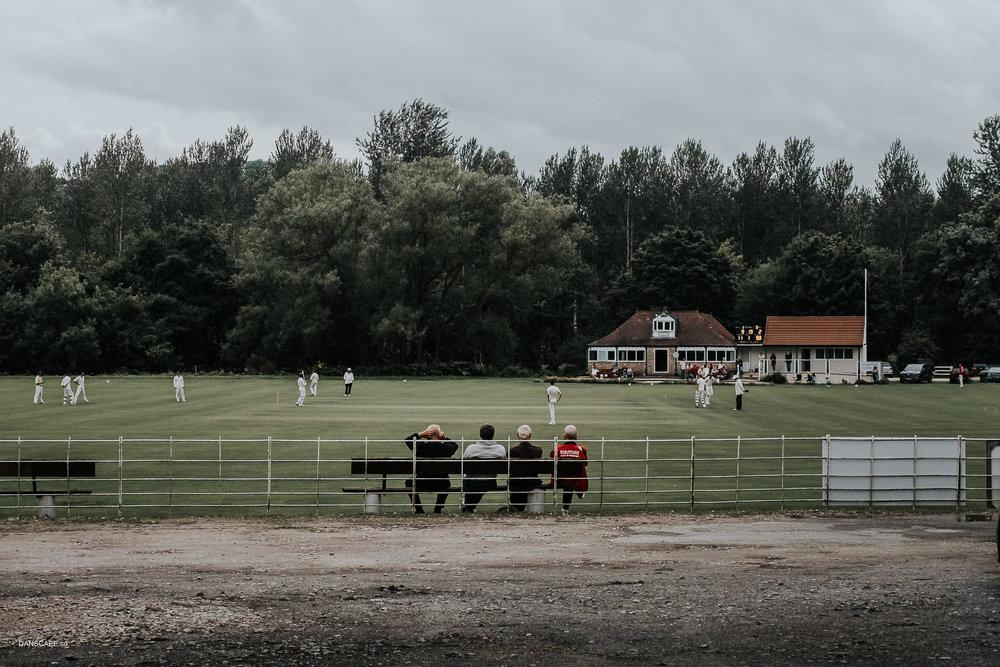 Cricket At The Bridge