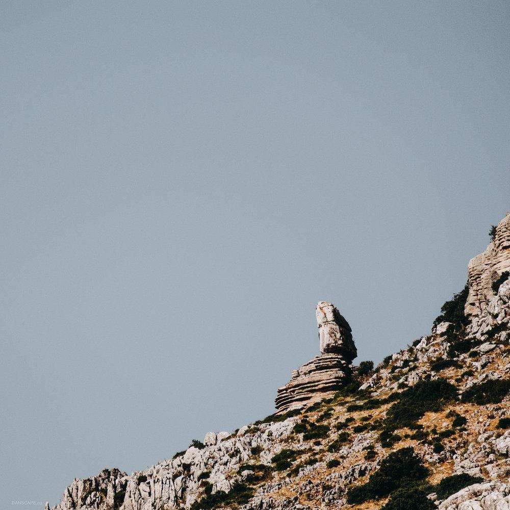 The Strange Landscape of El Torcal Appears