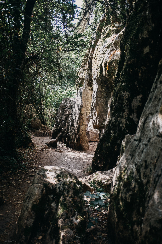 Green Valley in El Torcal